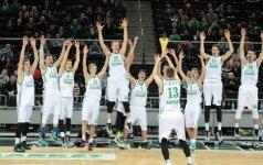 """Visus varžovus nušlavęs """"Žalgirio"""" jaunimas iškovojo kelialapį į Madridą"""