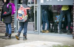 Plinta perspėjimas tėvams: šalia dviejų Vilniaus mokyklų pastebėtas įtartinas tipas