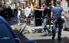 Sicilijoje nušautas Giuseppe Dainotti