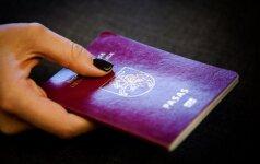 Patarimai, ką daryti kelionėje pametus asmens dokumentus