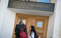 Viename seniausių VU fakultetų – sumaištis ir nerimas dėl ateities