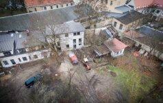 Tokių stebuklų Lietuva dar nematė: nelegalios statybos verda Prezidentūros pašonėje
