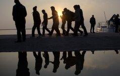 Vengrija atsisako priimti migrantus, atvykusius į Švediją iš jos teritorijos