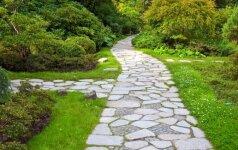 Kaip panaudoti natūralų akmenį fasadams, tvoroms ir grindiniams (2 dalis)