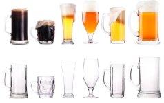 Alkoholinių gėrimų taurių gidas