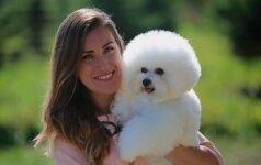 Įspėjimas auginantiems gyvūnus: pasisaugokite karštų orų