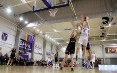 """""""Hoptrans-Sirenos"""" Europos taurės turnyrą pradėjo nesėkmingai"""