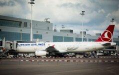 Ketvirtadienį skrydžiai į Stambulą bus atnaujinti