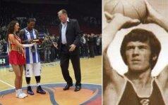 Mirė Ukrainos krepšinio legenda, žaidusi su Paulausku ir Jovaiša