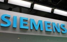 """""""Siemens"""" sustabdė įrangos tiekimą Rusijai"""