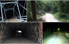 Baisiomis istorijomis apipinti tiltai: ant jų žengti išdrįsta ne visi