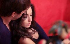 Seksualiniai mitai trukdo poros laimei