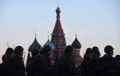 Rusijoje – dar vienas apynasris rinkimams