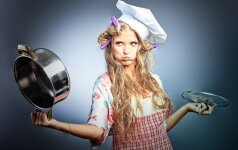 5 virtuvės pradinukų klaidos