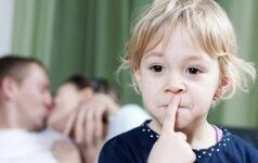 Klausk tėčio ir (ar) mamos: kaip pasirengti lytiniam švietimui namuose