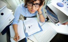 9 požymiai, kad patiriate stresą, tačiau to nesuvokiate