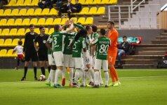 Futbolo A lyga: Trakai - Vilniaus Žalgiris