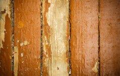 Meistras pataria: kaip atnaujinti senas grindis