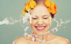 Vandens kaukė – apie raukšles ir išsiplėtusias poras pamiršite jau po 2 savaičių!
