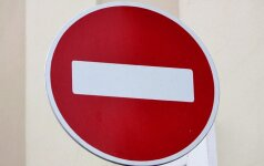 Dėl eisenos bus laikinų eismo ribojimų