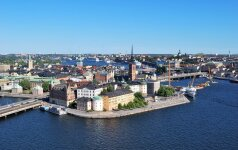 Eko-miestai . Švedija: nemokami elektromobiliai ir saule šildomi pastatai