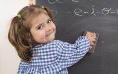 LINKSMAS TESTAS: ar išspręsite 6-mečio galvosūkį?