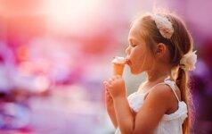 Cukrų žmonės mėgsta dėl ankstyvo vaikystės potyrio