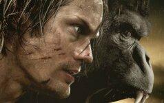 Kadras iš flm Tarzanas: džiunglių legenda