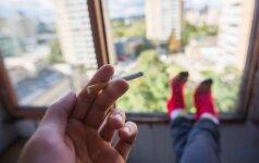 Seime kelią skinasi nauji draudimai rūkalų gamintojams