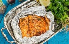 Ar aliuminio folija kenksminga ruošiant maistą? Atsako specialistai