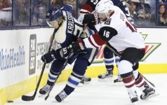 NHL: Coyotes – Blue Jackets