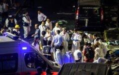 Aiškėja naujos detalės apie teroro išpuolį Stambule