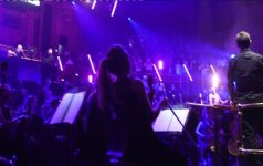 """Buvęs """"New Order"""" muzikantas pristato reivo ir klasikos derinį"""