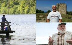 Savo gyvenimą paskyrė kilniam tikslui: žvejai jiems turėtų būti be galo dėkingi