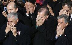 Laidotuvės Turkijoje