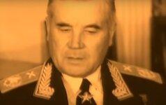 Baikonuro katastrofa: sovietų maršalas gyvas sudegė liepsnose