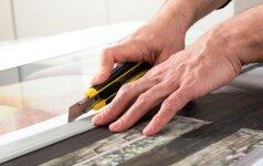 Statybinis peilis: ką reikia žinoti apie šį įrankį?