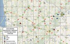 Černobylio atgarsiai: labiausiai Lietuvoje radiacija užteršta šerniena, rečiau - stirniena ir elniena