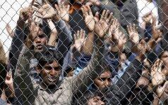Atsisakymas priimti pabėgėlius kainuos labai brangiai