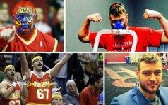"""""""Rockets"""" fanai džiūgauja: mūsų išganytojas D-Mo po trijų dienų prisikėlė iš numirusių"""