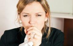 """Komplikacijos gresia bandantiems """"išvaikščioti"""" ligą"""