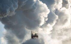Ar oro tarša gali tapti auksine dovana žmonijai?