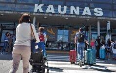 Makalius pataria: kaip susiorientuoti atnaujintame Kauno oro uoste?