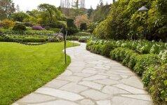 Akmeninis grindinys – ir gražu, ir praktiška