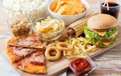12 valgymo įpročių, kurių privalote atsikratyti