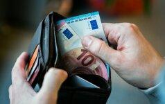 Vidutinę pensiją iki 2020-ųjų ketinama padidinti ne mažiau kaip iki 325 eurų