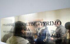 Vilniuje išaiškinta sukčių grupuotė, neteisėtai gryninusi pinigus