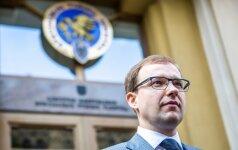 """""""120s"""" žinios: korupcijos skandalas plečiasi: STT taikiklyje – V. Gapšys"""