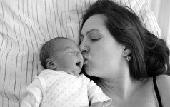 Kodėl vienos moterys gimdo 20 valandų, o kitos – vos kelias valandas