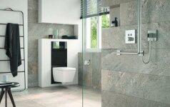 Sausas ir kvepiantis vonios kambarys: komfortas prasideda nuo inžinerijos